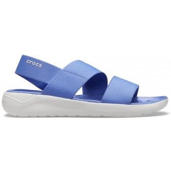 LiteRide Stretch Sandal W Lapis/White