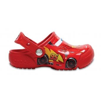 FunLab Cars Clog K Flame