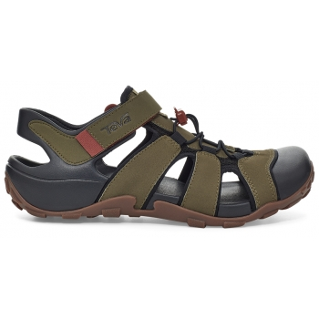 Flintwood Men's Dark Olive