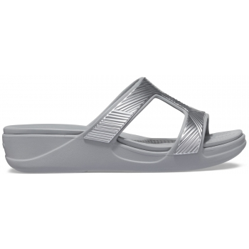 Crocs™  Monterey Metallic SOWDG W Light Grey