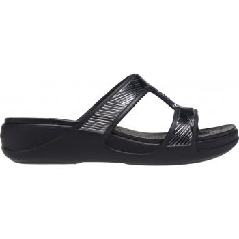 Crocs Monterey Metallic SOWDG W Black