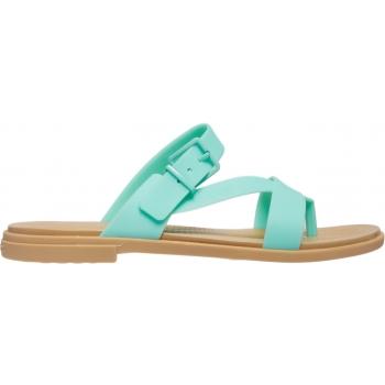 Crocs Tulum Toe Post Sandal W Pistachio