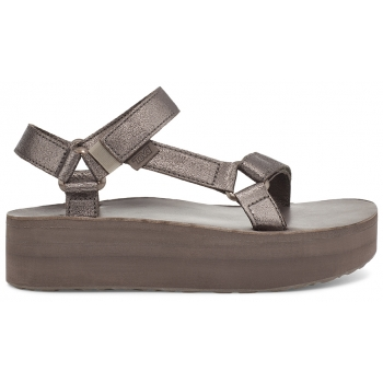 Flatform Universal Leather Women's Metallic Bronze