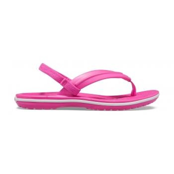 Crocband™ Strap Flip Kid´s Electric Pink