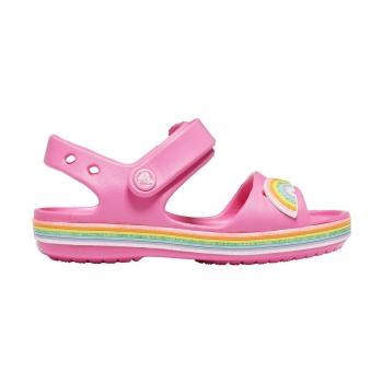 Kids' Crocband™ Imagination Sandal PS, Pink Lemonade