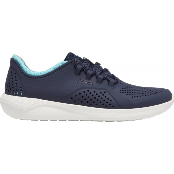 Crocs™Women's LiteRide Pacer Navy/Ice Blue