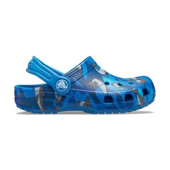 Classic Shark Clog PS Prep Blue