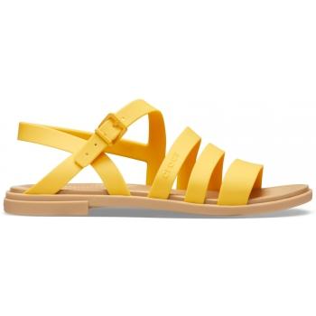 Crocs Tulum Sandal W, Canary/Tan