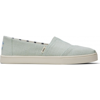 Heritage Canvas Women`s Alpargata Cupole Green