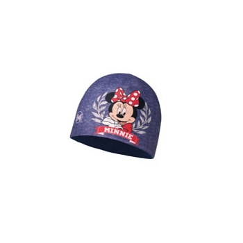 MINNIE MICROFIBER POLAR HAT BUFF® HIGHSCHOOL DENIM-DENIM