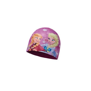 FROZEN CHILD MICROFIBER POLARHATBUFF® SISTERS PINK-PINK