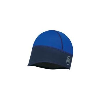 WINDPROOF TECH FLEECE HAT BUFF® SOLIDBLUE-BLUE