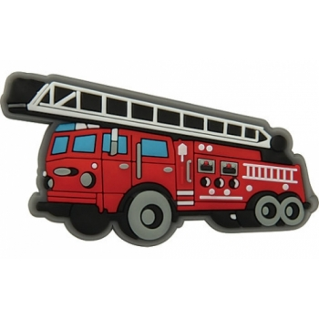 Fire Truck Charm
