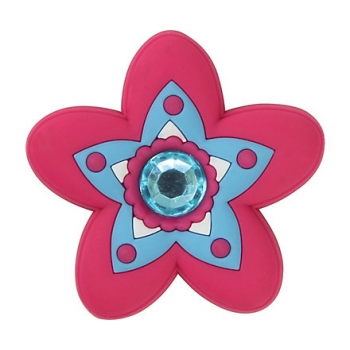 Rhinestone Star Flower