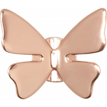 3-D Butterfly Pink