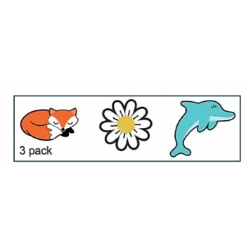 CLEVER AND CUTE 3-PACK
