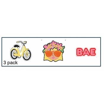 BEACH BAE 3-PACK