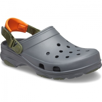 Classic All Terrain Clog Slate Grey/Multi