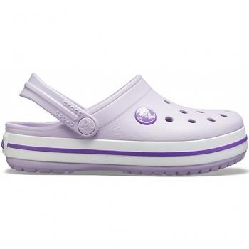 Crocband Clog K Lavendel/Neon Purple