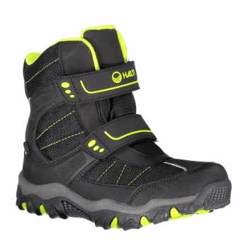 Robu DX jr snowboot, Black