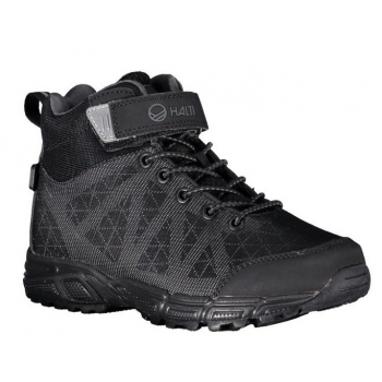 Ligo mid DX jr trekking shoe, Black