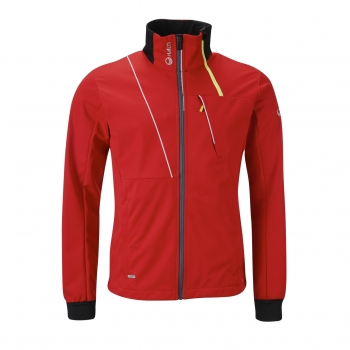 Vaihto M jacket Racing Red