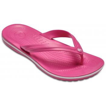 Crocband Flip Paradise Pink/White