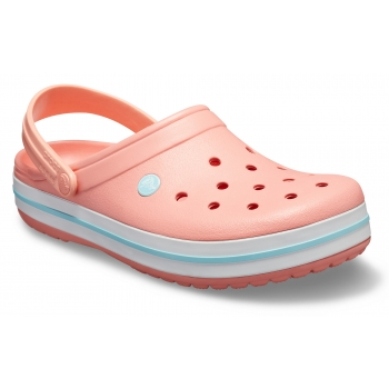 Crocband Clog Melon/Ice Blue
