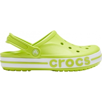 Crocs™Bayaband Clog Lime Punch/White