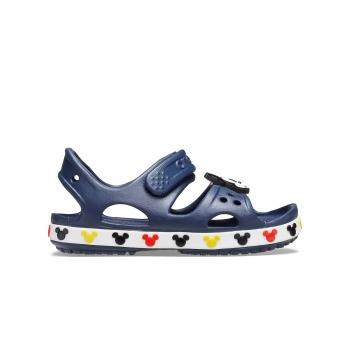 Crocband™ FunLab II Mickey Mouse Sandal Kid´s Navy