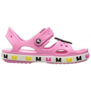 Crocband Minnie Mouse Sandal Kid´s Pink Lemonade