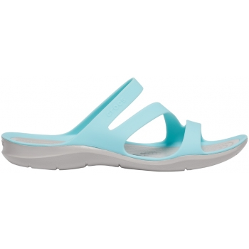 Women's Swiftwater Sandal, Ice Blue/Pearl White