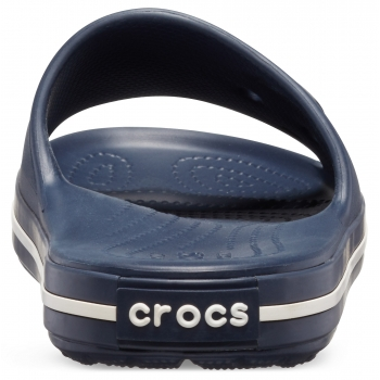 Crocband III Slide Navy/White