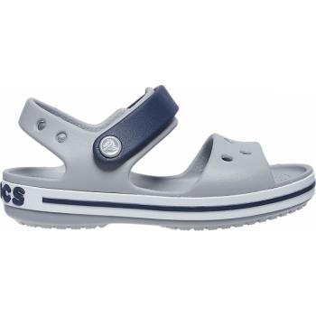 Crocband Sandal K Grey/Navy
