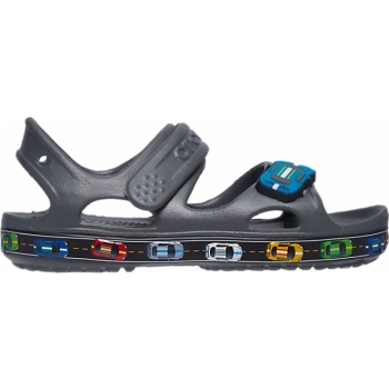 FunLab Car Sandal Kids Slate Grey