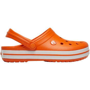 Crocband Clog Orange/White