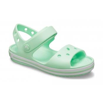 Kids' Crocband Sandal Neo Mint