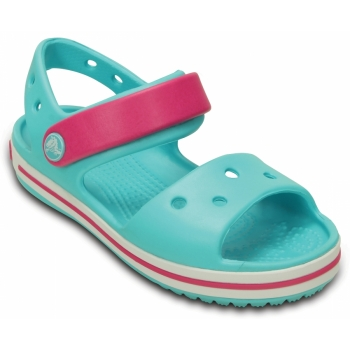 Crocband Sandal K Pool/Candy pink