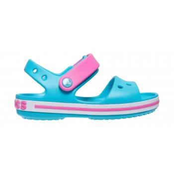 Crocband Sandal K Digital Aqua