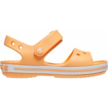 Crocband Sandal K Cantaloupe