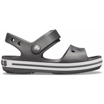 Kids' Crocband Sandal Graphite