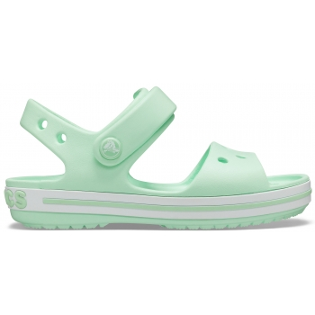 Kids' Crocband Sandal Neo Mint
