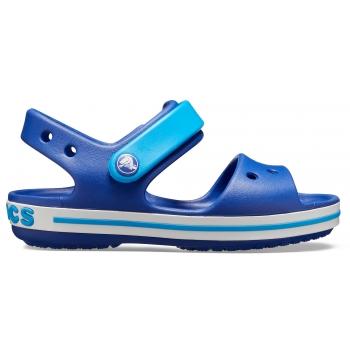 Kids' Crocband Sandal Cerulean Blue/Ocean