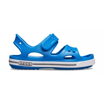 Crocband™ II Sandal K Bright Cobalt/Charcoal