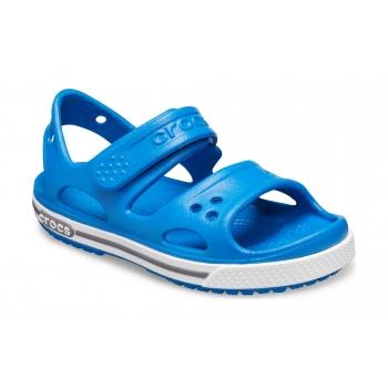 Crocband II Sandal K Bright Cobalt/Charcoal