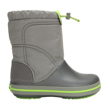 Crocband™ LodgePoint Boot K Smoke/Graphite