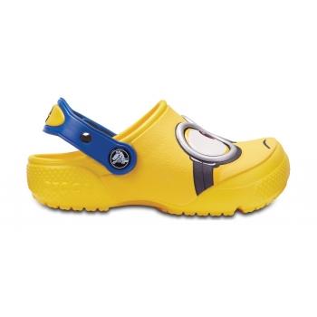 FunLab Minions Clog Yellow