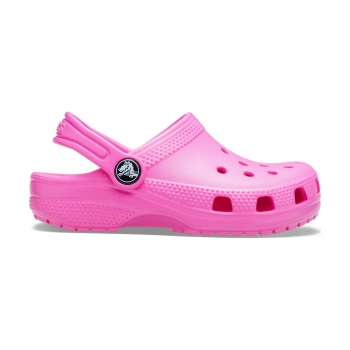 Classic Clog K Electric Pink