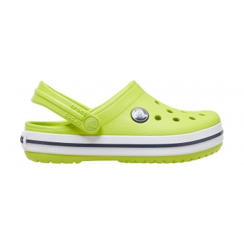 Crocband Clog K Lime Punch