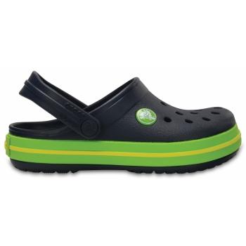 Crocband™ Clog K Navy/Volt Green
